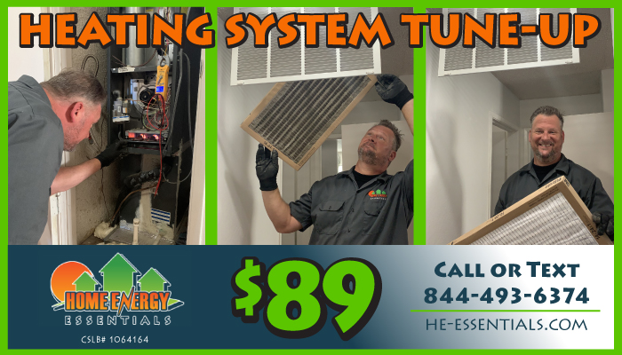 heating system tune up